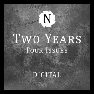 A subscription to the digital edition of Neon Literary Magazine, delivered to your inbox twice a year in a range of formats