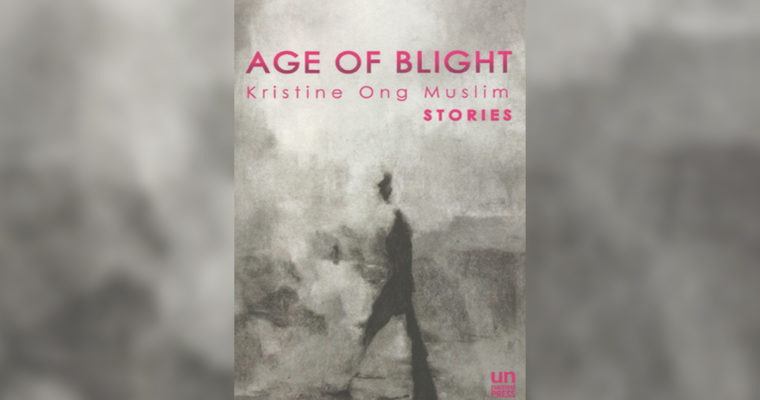 """Review: """"Age Of Blight"""" by Kristine Ong Muslim"""