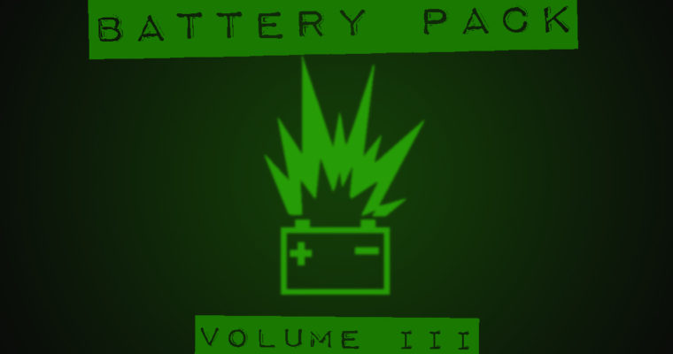 Battery Pack III Selection and Shortlist